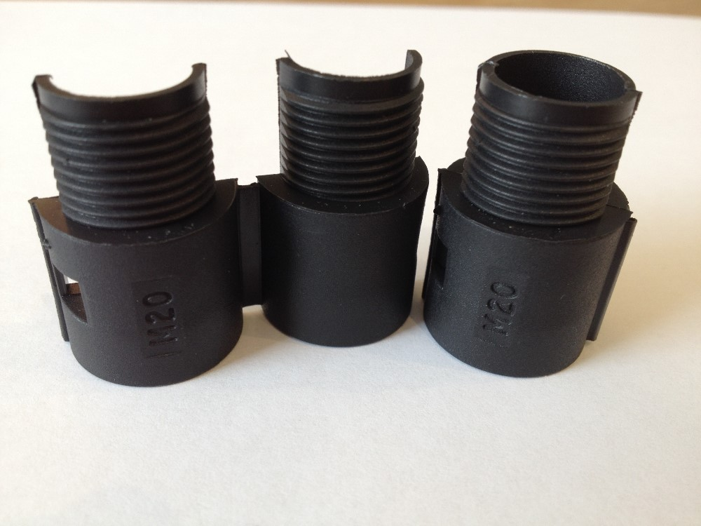 Davico/Eurolok 20mm DPPC type Polypropylene conduit fittings