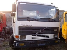 USED VOLVO F12 DUMP TRUCK , TRUCK HEAD FOR SELL