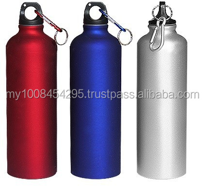 42513 Aluminium Sport Bottle -500ml and 750ml ( promotional gift, corporate gift, premium gift, souvenir )