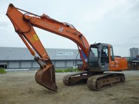 <SOLD OUT!> USED HITACHI DIGGER ZX200 FOR SALE FROM JAPAN
