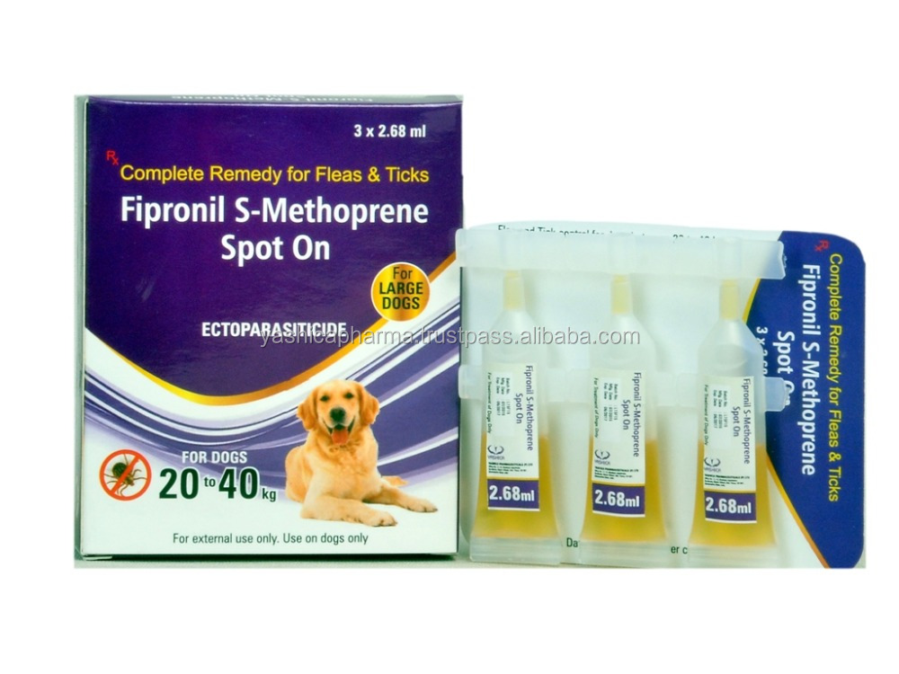 FIPRONIL S-METHOSPENE SPOT-ON FOR DOGS