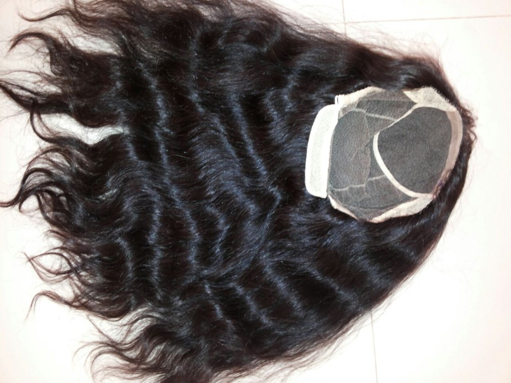Best indian Hair Wig indian virgin hair wig hot product cheap price 5A grade human hair.