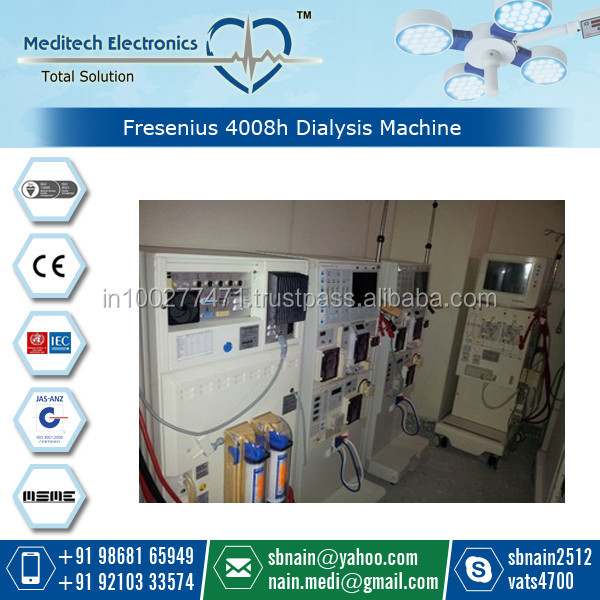 Multifunction Fresenius Dialysis Machine for Sale