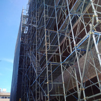 H Frame Scaffolding System