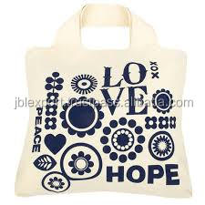 2015 Wholesale Calico Cotton Cloth Bag for Girls Students Lady Custom Printed,