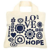 2015 Wholesale Calico Cotton Cloth Bag for Girls Students Lady Custom Logo Printed