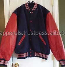 wholesale custom blank varsity jacket wholesale
