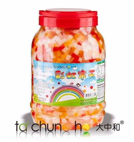 Taiwan 3.85kg TachunGho Multi Color Nata de Coco Jelly