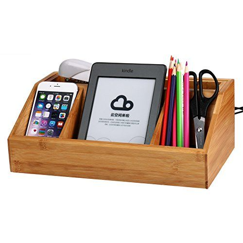 Mobile Phone, Tablets and Pen Holder Desk Organizer Storage
