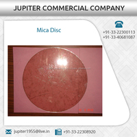 Progressive Technology Made Round Mica Disc Available for Bulk Buyers