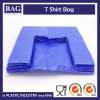 Cheap disposable plastic HDPE shopping bag