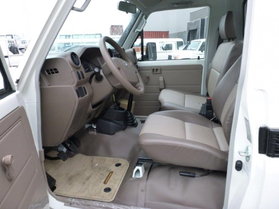 TOYOTA LAND CRUISER 4x4 PICK UP SIMPLE CABINE HZJ-79 aba/airbags