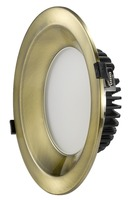 Singapore,30W, 6inch/8inch/10inch cover,Emergency LED Downlight Kit, Samsung LEDs,Triac Dimming detachable led downlight fitting