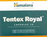 Himalaya Herbals TenTex Royal Enhances desire and improves performance