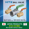 rubber gasket and Durable china industrial valve supplies KITZ BALL VALVE for industrial use