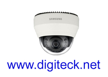 SS350 - SAMSUNG SND-6011R 2M 1920 x 1080 FULL HD 1080P NETWORK IR DOME CCTV CAMERA POE DAY & NIGHT