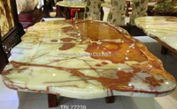 Mult Green Onyx Stone Table Top in Cheap Price