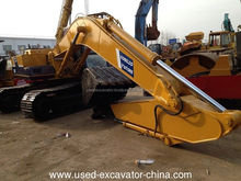 second hand kobelco sk07 excavator with hammer