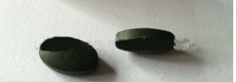 Spirulina tablet OEM 100% natural healthy food supplement