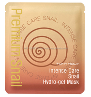 TONYMOLY intense care snail hydro-gel mask