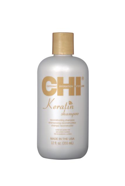 CHI Keratin ( Shampoo , Conditioner , Leave - in Conditioner , Silk infusion)