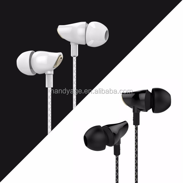 [Handy-Age]-Hi-Fi Stereo Ceramic Earphones (IT0200-001)