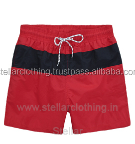 high quality loose men gym shorts