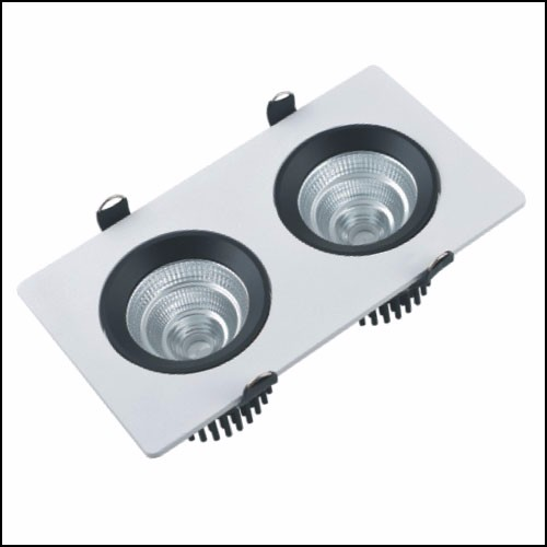 12w downlight airport ultra-thin recessed LED down light