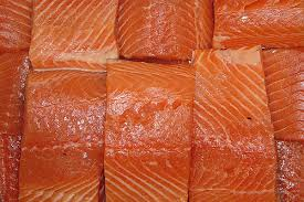 chum salmon fish/pink salmon fish fillet for hot sale