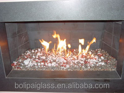 Table Top Ethanol Fireplace Front Door Pyrex Glass Plates