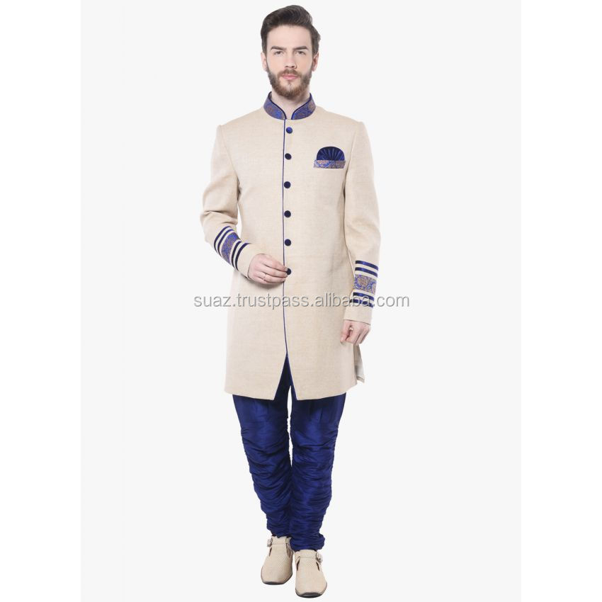 Men Wedding Sherwani , Pakistan Sherwani Coat , Pakistan Groom Wedding Dress