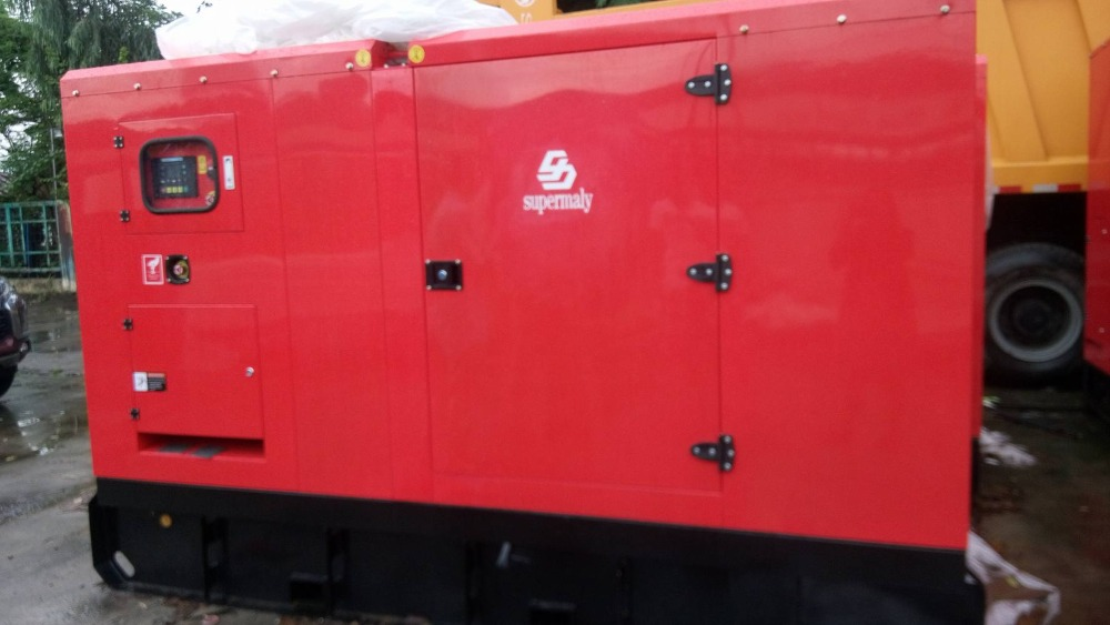 On Stock generator set: 100kva, 250kva, 300kva, 400kva & 500kva genset
