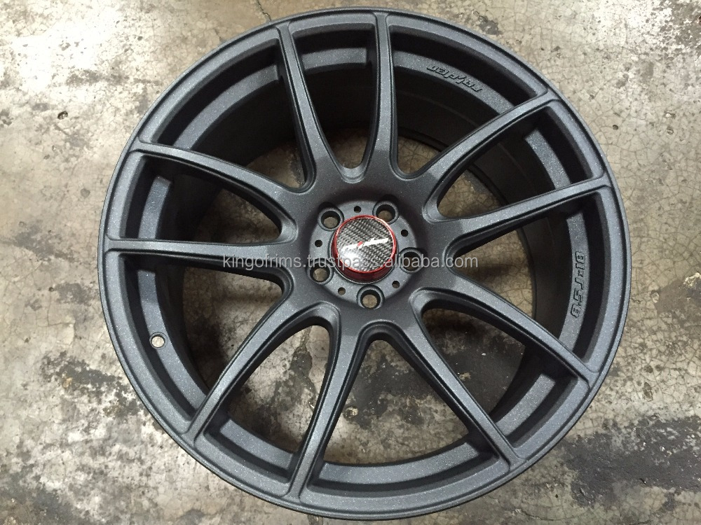 New! 18 inch Lenso Project D Spec E rim