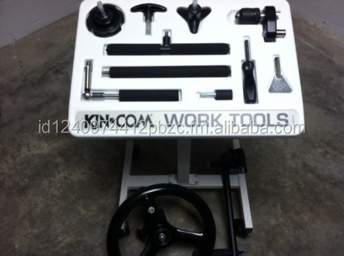 Work Tools for Kin Com