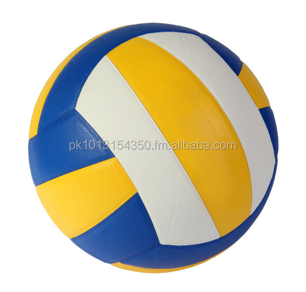 Best selling size 5 match laminated volleyballs