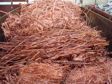 Scrap Metal copper millberry scrap available