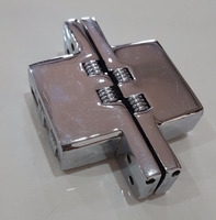 Wallet Concealed Soss Solid Stainless Steel Invisible Hinges - Heavy Duty