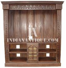 INDIAN SOLID WOODEN PLASMA TV CABINET IA-PL-18