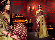 Manish malhotra saree designs / Gujarati saree designs / Saree blouse cutting