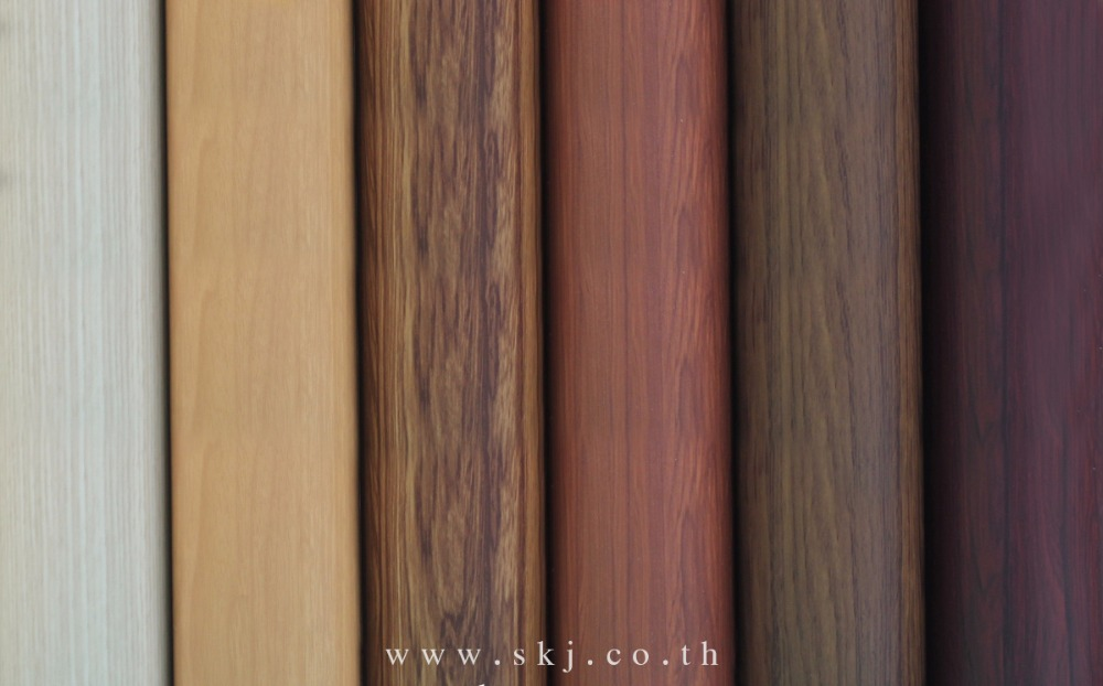 PVC wood grain overlay -- Wooden patterns with Best Quality