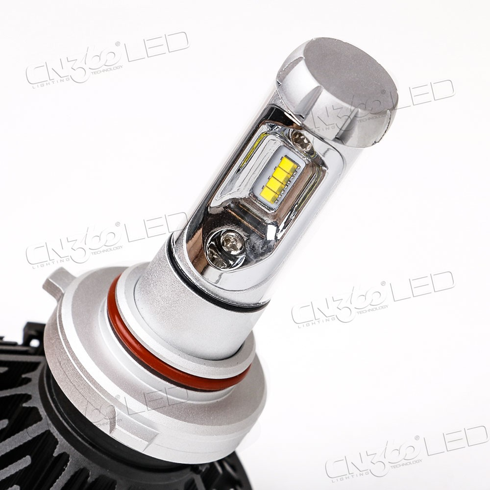 Perfect DC9V-32V outside driver best lighting 7s led head lights h4 h7 9005 9006