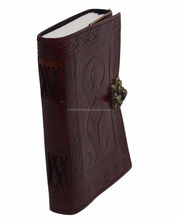 MOTHER EARTH GODDESS LEATHER JOURNAL DIARY