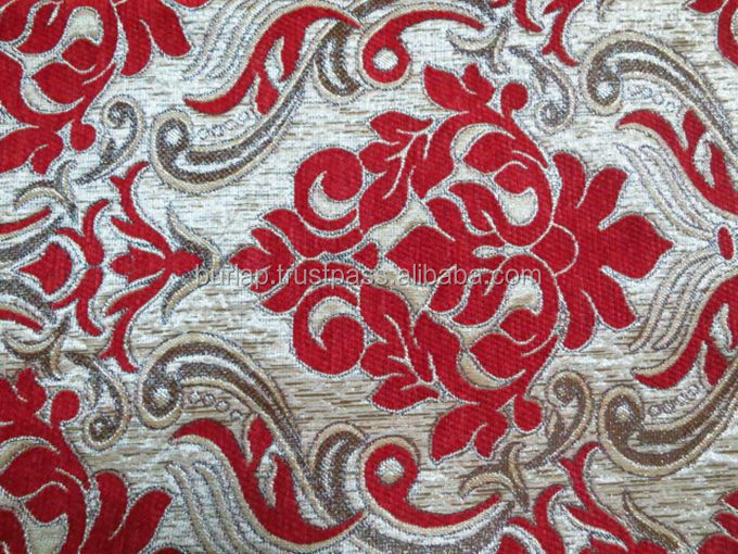 indian jacquard brocade fabrics