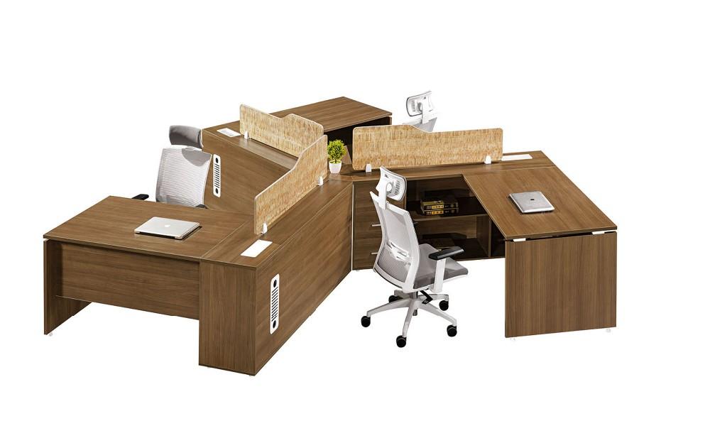 120_degree_workstation_3_seater_office_desk_for_3_person_desk_design on Cubicle Furniture Layout