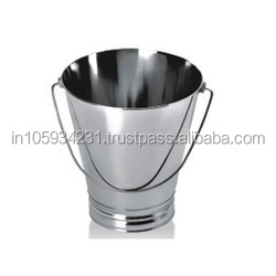 Stainless Steel Serving Bucket with Pail for Regular use