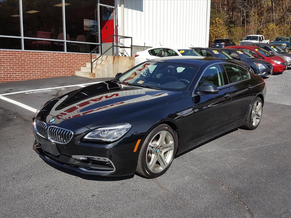 2016 BMW 6 Series 640i xDrive Gran Coupe