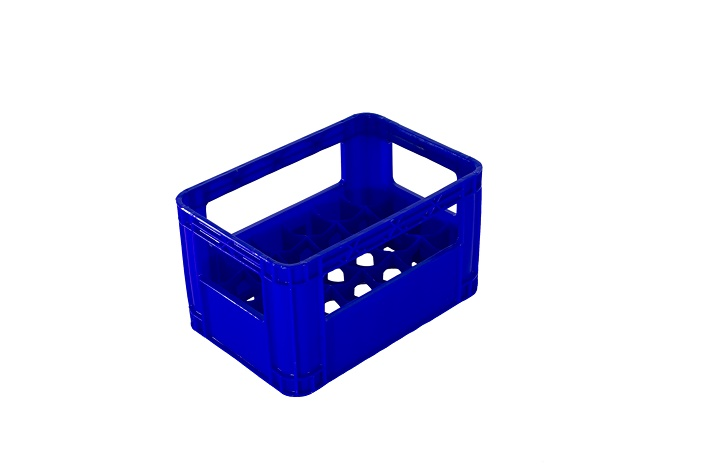 Plastic Bottle Crate