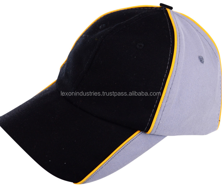 Polyester Sports Cap Baseball Cap for players