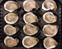 High Quality Frozen Shellfish Oyster Meat Size 80-100