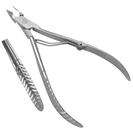 Cuticle Nippers high quality Precision Cuticle Toe Nipper , Scissors 1451-53